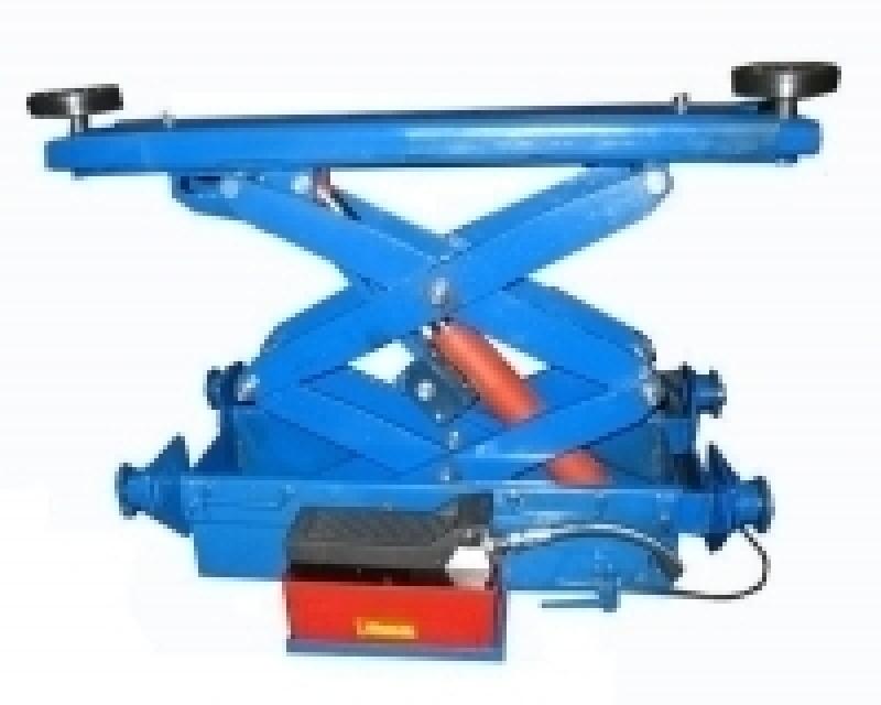 Траверса гидравлическая с пневмогидравлическим приводом П2-01М.170