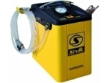 Установка КС-122 предназначена для  замены жидкости в тормозных системах