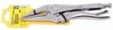 """Зажим гейферный """"утконосы"""" Partner PA-01003L-65 CR-V 6""""-150мм, на пластиковом держателе"""